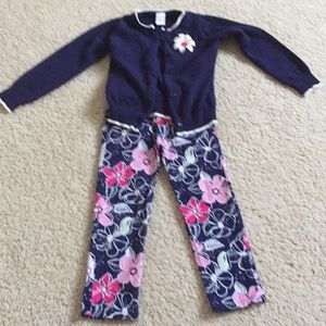 Girls spring outfit